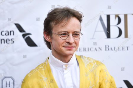Stock Photo of Daniil Simkin