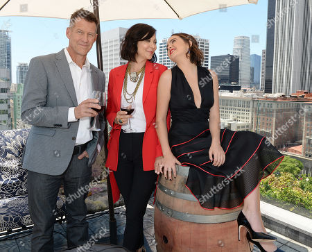 James Denton, Catherine Bell and Bailee Madison