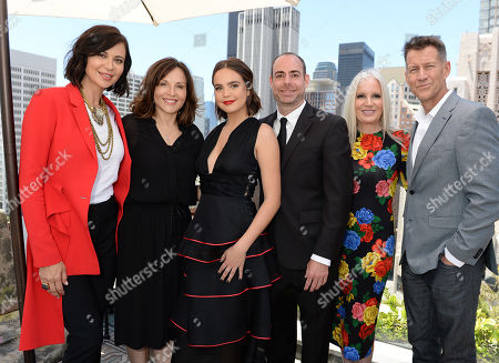 Catherine Bell, Orly Adelson, Bailee Madison, Jonathan Eskenas, Michelle Vicary and James Denton