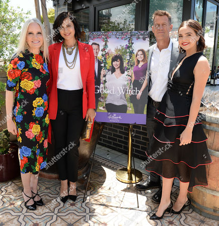 Michelle Vicary, Catherine Bell, James Denton and Bailee Madison