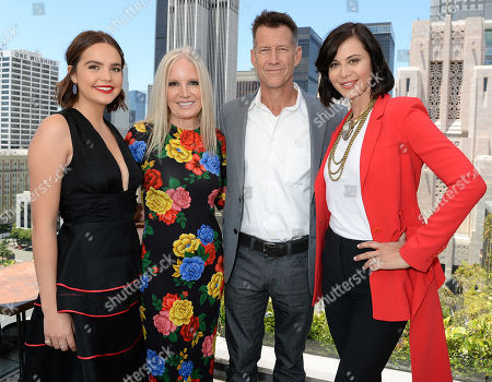 Bailee Madison, Michelle Vicary, James Denton and Catherine Bell