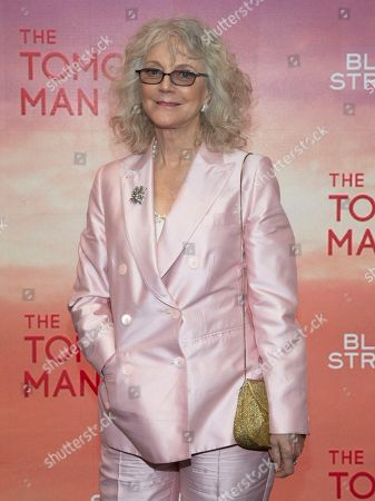 """Blythe Danner attends a special screening of """"The Tomorrow Man"""" at the Robin Williams Center, in New York"""