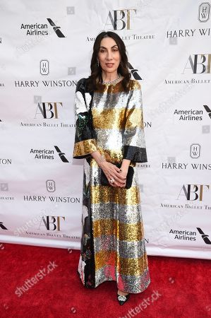 Anh Duong attends the American Ballet Theatre's annual spring gala at the Metropolitan Opera House, in New York