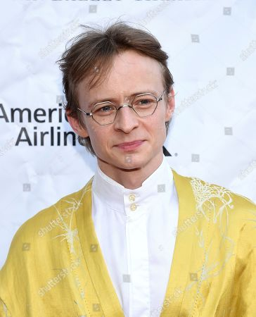 Russian ballet dancer Daniil Simkin attends the American Ballet Theatre's annual spring gala at the Metropolitan Opera House, in New York
