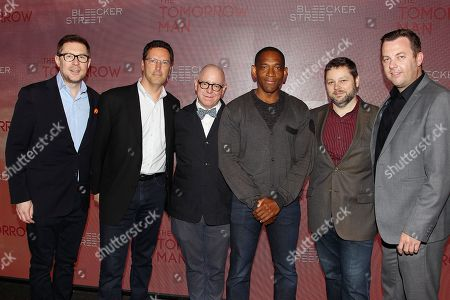 "Editorial picture of Bleecker Street Presents a Special Screening of  the 'The Tomorrow Man"", New York, USA - 20 May 2019"