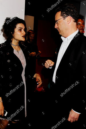 Eve Harlow and Andrew Karpen