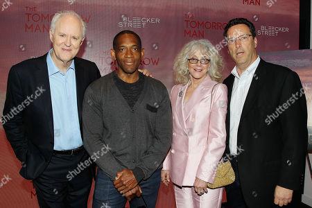 Stock Picture of John Lithgow, Noble Jones, Blythe Danner and Andrew Karpen