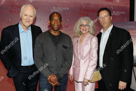 Stock Image of John Lithgow, Noble Jones, Blythe Danner and Andrew Karpen