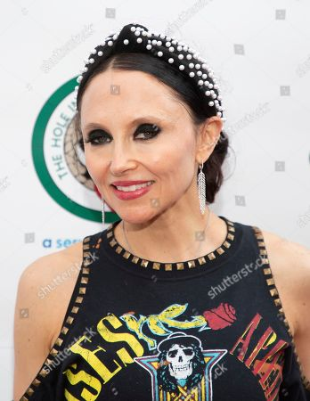 """Stock Picture of Stacey Bendet Eisner attends the opening night of """"Pip's Island"""" at 400 West 42nd Street, in New York"""