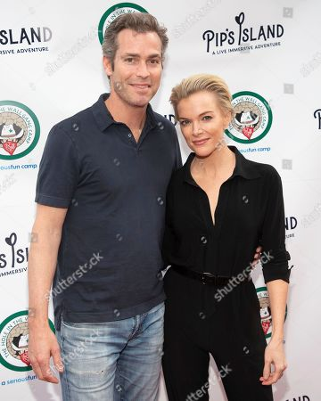 """Editorial picture of """"Pip's Island"""" Opening Night, New York, USA - 20 May 2019"""