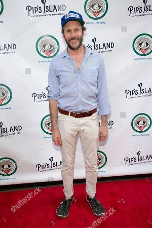 """Josh Hamilton attends the opening night of """"Pip's Island"""" at 400 West 42nd Street, in New York"""