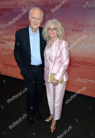 Stock Picture of John Lithgow and Blythe Danner