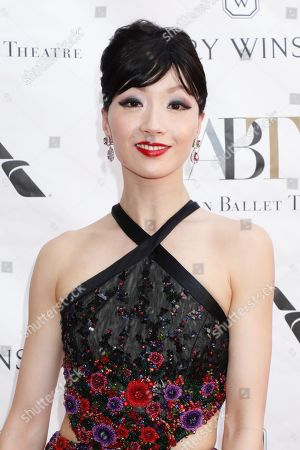 Editorial picture of American Ballet Theater Spring Gala, Arrivals, Metropolitan Opera House, New York, USA - 20 May 2019
