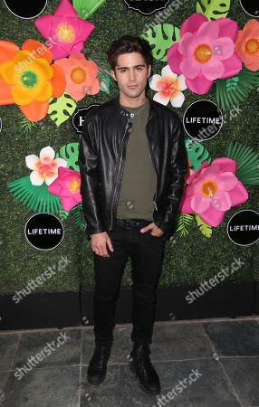 Editorial photo of Lifetime Summer Luau, Los Angeles, USA - 20 May 2019
