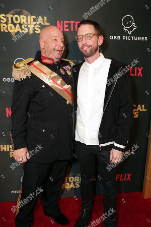 Jeffrey Ross and Neil Brennan