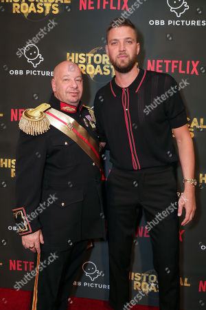 Jeffrey Ross and Chandler Parsons