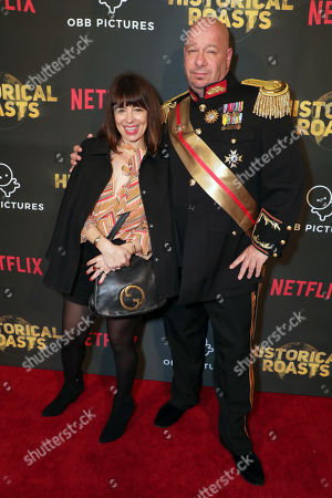 Editorial photo of Premiere Party for OBB Pictures And Netflix Original Series 'Historical Roasts' TV Show featuring Jeff Ross, Los Angeles, USA - 20 May 2019