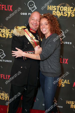 Editorial picture of Premiere Party for OBB Pictures And Netflix Original Series 'Historical Roasts' TV Show featuring Jeff Ross, Los Angeles, USA - 20 May 2019