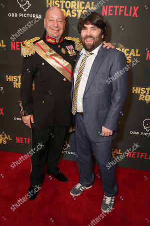 Editorial photo of Premiere Party for OBB Pictures And Netflix Original Series 'Historical Roasts' featuring Jeff Ross, Los Angeles, USA - 20 May 2019