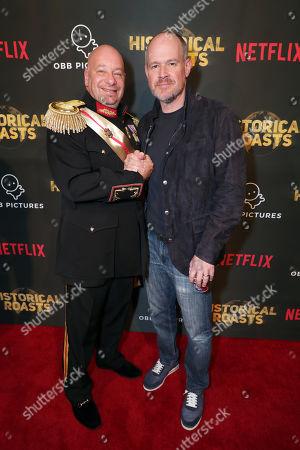 Jeffrey Ross and Rich Eisen