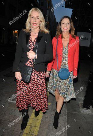Sara Dallin and Keren Woodward of Bananarama