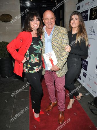 Editorial image of Lizzie Cundy 'Tales From The Red Carpet' book launch party, London, UK - 20 May 2019
