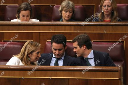 Editorial image of Constitutive session of Parliament, Madrid, Spain - 21 May 2019