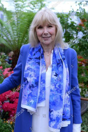 Stock Photo of Susan Hampshire