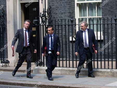 Jeremy Wright, Alun Cairns and David Mundell.