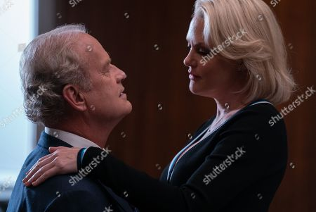 Kelsey Grammer as Gore Bellows and Elaine Hendrix as Susan Alders
