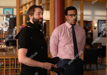 Vincent Kartheiser as Bodie Quick and Russell Hornsby as Ezekiel 'Easy' Boudreau