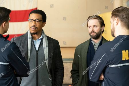 Russell Hornsby as Ezekiel 'Easy' Boudreau and Vincent Kartheiser as Bodie Quick