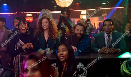 Nikki M. James as Violet Bell, Rachelle Lefevre as Madeline Scott, Vincent Kartheiser as Bodie Quick and Russell Hornsby as Ezekiel 'Easy' Boudreau