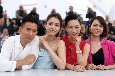 Editorial image of 2019 Nina Wu Photo Call, Cannes, France - 21 May 2019