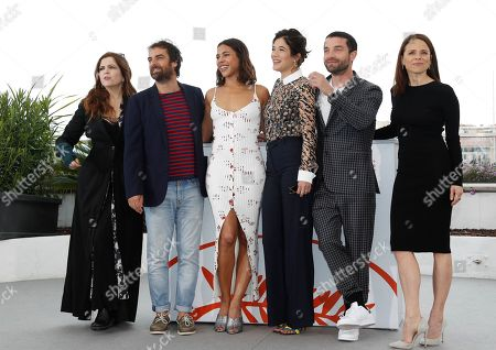 Editorial photo of Talents Adami Photocall - 72nd Cannes Film Festival, France - 21 May 2019