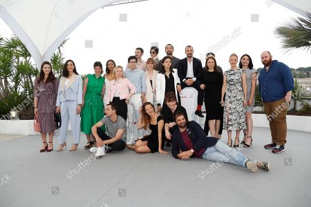 Editorial picture of Talents Adami Photocall - 72nd Cannes Film Festival, France - 21 May 2019