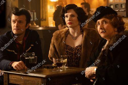 Tom Bennett plays Fred, Bryce Dallas Howard plays Sheila Eileen and Gemma Jones plays Ivy
