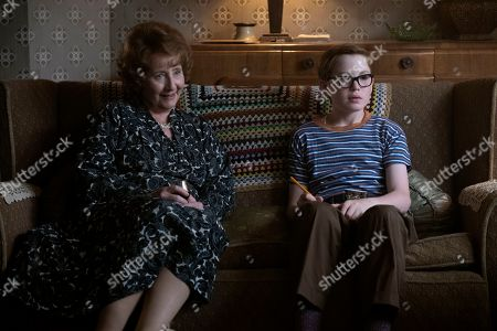Gemma Jones as Ivy and Kit Connor as Older Reggie