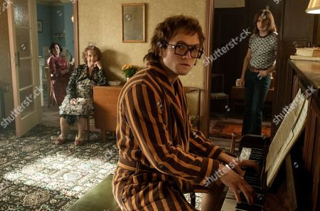 Bryce Dallas Howard as Sheila Eileen, Gemma Jones as Ivy, Taron Egerton as Elton John and Jamie Bell as Bernie Taupin