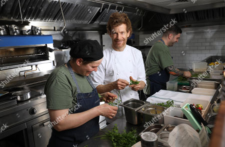 Editorial image of Tom Aikens joins forces with the UK's largest hospitality jobs board Caterer.com, UK - 20 May 2019