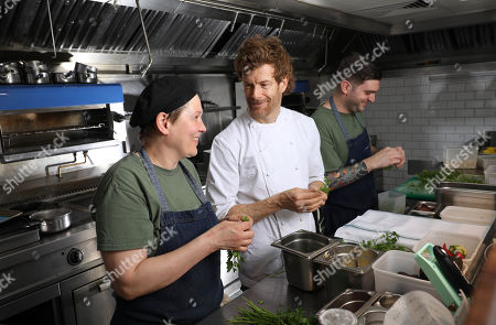 Stock Picture of Tom Aikens