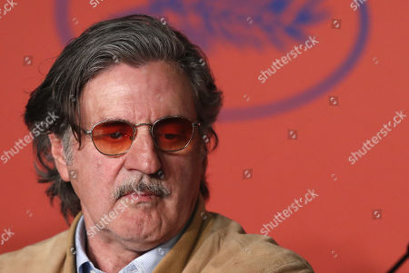 Daniel Auteuil attends the press conference for 'La Belle Epoque' during the 72nd annual Cannes Film Festival, in Cannes, France, 21 May 2019. The movie is presented in the Official Competition of the festival which runs from 14 to 25 May.