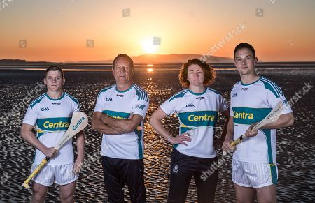Clare's Podge Collins, Cork's John Meyler, Dublin's Cliodhna O'Connor and Galway's Niall Burke are pictured at Centra's launch of the GAA All Ireland Hurling Championship. Over the course of this championship, Centra will seek to get beneath the helmet of their GAA ambassadors who are some of Ireland's best-known hurlers and their support teams to unearth what it is that not only drives their passion for the sport, but what it means to them to represent their communities on hurling's biggest stage. . In doing so, Centra will explore the emotion generated by the GAA All Ireland Hurling Championships beyond just the players and the teams, but into communities right around Ireland - and the unique connection felt by many to the GAA no matter the extent or type of their involvement. For exclusive content and to see how Centra will champion the hurling community across Ireland, follow #WeAreHurling, @CentraIRL on Twitter, @centra_irl on Instagram and www.facebook.com/CentraIreland