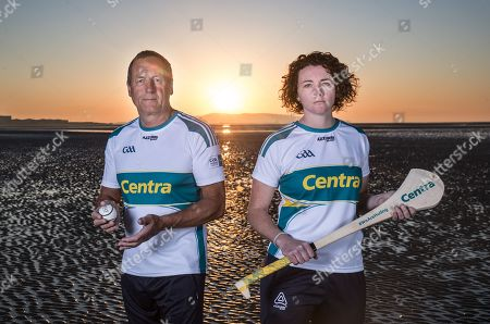 Cork's John Meyler and Dublin's Cliodhna O'Connor are pictured at Centra's launch of the GAA All Ireland Hurling Championship. Over the course of this championship, Centra will seek to get beneath the helmet of their GAA ambassadors who are some of Ireland's best-known hurlers and their support teams to unearth what it is that not only drives their passion for the sport, but what it means to them to represent their communities on hurling's biggest stage. . In doing so, Centra will explore the emotion generated by the GAA All Ireland Hurling Championships beyond just the players and the teams, but into communities right around Ireland - and the unique connection felt by many to the GAA no matter the extent or type of their involvement. For exclusive content and to see how Centra will champion the hurling community across Ireland, follow #WeAreHurling, @CentraIRL on Twitter, @centra_irl on Instagram and www.facebook.com/CentraIreland