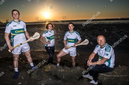 Clare's Podge Collins, Dublin's Cliodhna O'Connor, Galway's Niall Burke and Cork's John Meyler are pictured at Centra's launch of the GAA All Ireland Hurling Championship. Over the course of this championship, Centra will seek to get beneath the helmet of their GAA ambassadors who are some of Ireland's best-known hurlers and their support teams to unearth what it is that not only drives their passion for the sport, but what it means to them to represent their communities on hurling's biggest stage. . In doing so, Centra will explore the emotion generated by the GAA All Ireland Hurling Championships beyond just the players and the teams, but into communities right around Ireland - and the unique connection felt by many to the GAA no matter the extent or type of their involvement. For exclusive content and to see how Centra will champion the hurling community across Ireland, follow #WeAreHurling, @CentraIRL on Twitter, @centra_irl on Instagram and www.facebook.com/CentraIreland