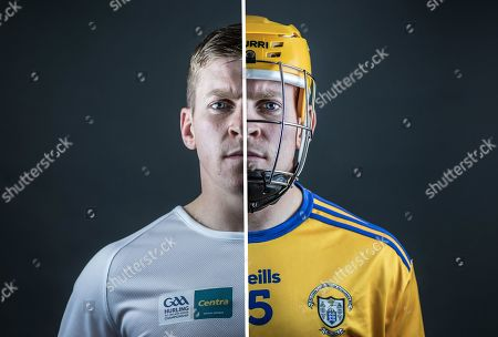 Stock Image of Clare's Podge Collins is pictured at Centra's launch of the GAA All Ireland Hurling Championship. Over the course of this championship, Centra will seek to get beneath the helmet of their GAA ambassadors who are some of Ireland's best-known hurlers and their support teams to unearth what it is that not only drives their passion for the sport, but what it means to them to represent their communities on hurling's biggest stage. . In doing so, Centra will explore the emotion generated by the GAA All Ireland Hurling Championships beyond just the players and the teams, but into communities right around Ireland - and the unique connection felt by many to the GAA no matter the extent or type of their involvement. For exclusive content and to see how Centra will champion the hurling community across Ireland, follow #WeAreHurling, @CentraIRL on Twitter, @centra_irl on Instagram and www.facebook.com/CentraIreland