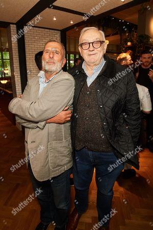 Allan Jenkings and Pierre Koffmann
