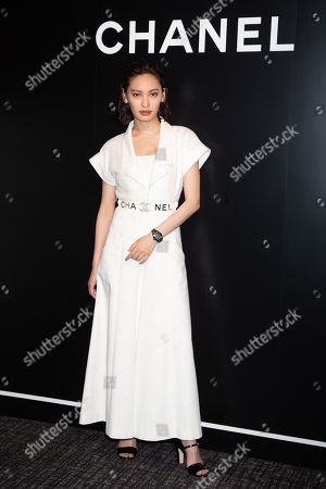 Editorial picture of Chanel J12 Watch launch, Tokyo, Japan - 21 May 2019