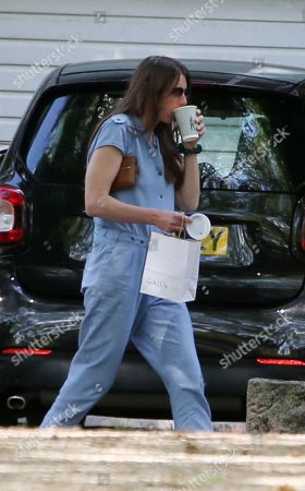 Editorial picture of Jools Oliver out and about, London, UK - 21 May 2019