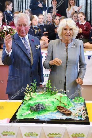 Prince Charles and Camilla Duchess of Cornwall visit to Ireland and Northern Ireland, Day 2